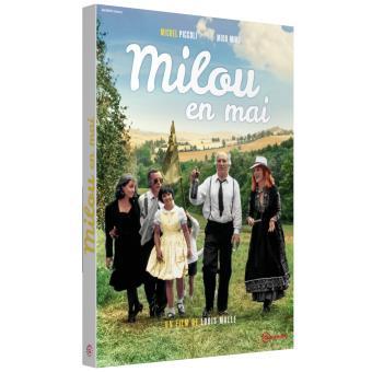 Milou en mai DVD
