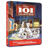 101 DALMATIENS BONUS-FR-FNAC-STEELOOK BLURAY+DVD
