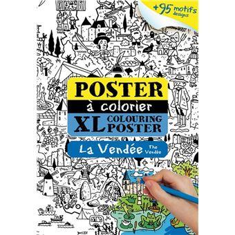 La vendee poster a colorier xxl