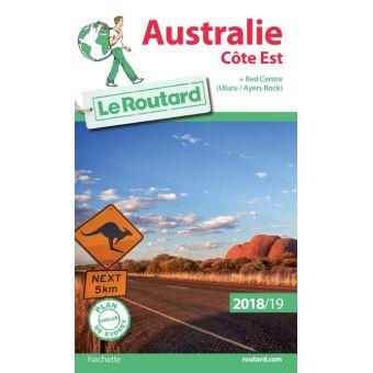 Guide du Routard Australie côte Est