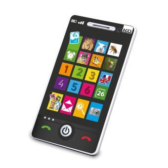 Smartphone bilingue et éducatif Les Tech Too Mon Touch Phone KD