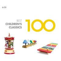 100 BEST CHILDREN'S CLASSICS/6CD