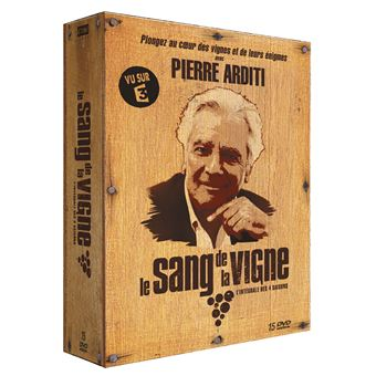 Le sang de la vigneCoffret Le Sang de la vigne Saison 1 à 4 DVD
