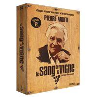 Coffret Le Sang de la vigne Saison 1 à 4 DVD