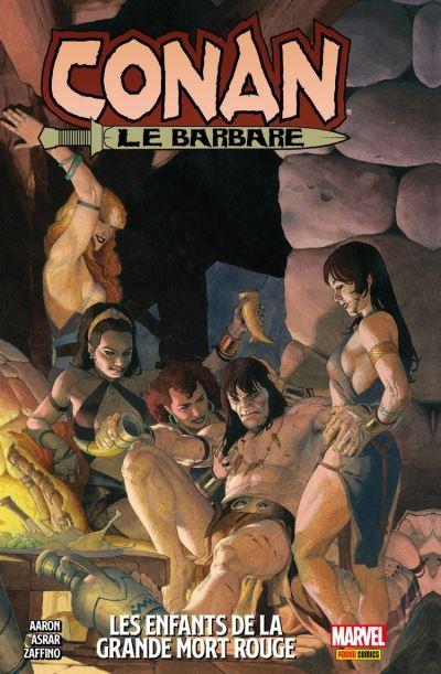 Conan le Barbare (2019) T02 - Les enfants de la grande Mort Rouge - 9782809491951 - 12,99 €