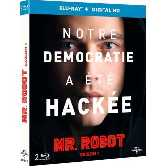 Mr. RobotMr. Robot Saison 1 Blu-ray