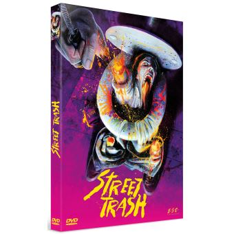 Street Trash Edition Collector DVD