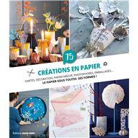 60 créations en papier