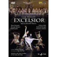 Excelsior - Téatro degli arcimboldi Milan 2002