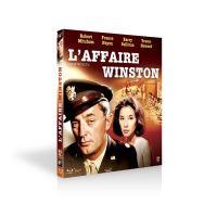 L'affaire Winston Blu-ray