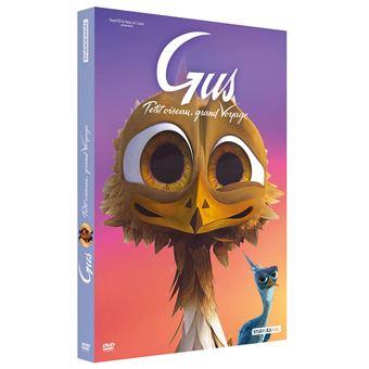 Gus petit oiseau, grand voyage DVD