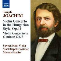 Violin Konzerte op.3 und op.11