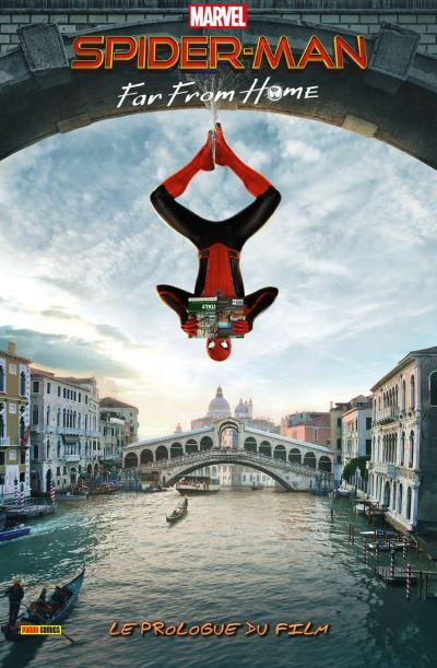 Spider-Man - Far From Home - Le prologue du film - 9782809482812 - 6,99 €