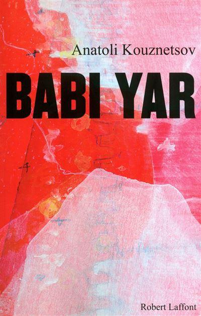 Babi Yar - 9782221127414 - 9,99 €