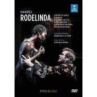 HANDEL RODELINDA/DVD