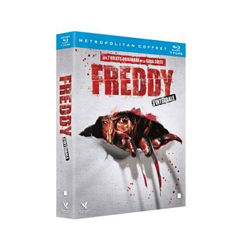 FreddyCoffret Freddy L'intégrale Blu-ray