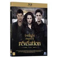 Twilight - Chapitre 5 : Révélation - Partie 2 - Blu-Ray