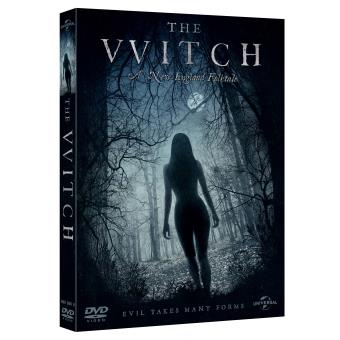 The VVitch DVD