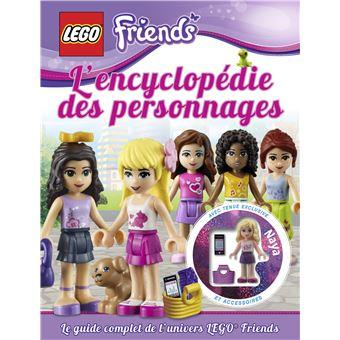 Lego FriendsL'encyclopédie des personnages Lego Friends