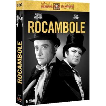 RocamboleRocambole L'intégrale de la série DVD