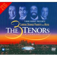 The 3 tenors in concert 1994 20th anniversary CD + DVD