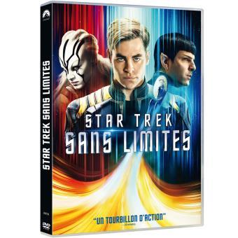 Star TrekStar Trek Sans limites DVD