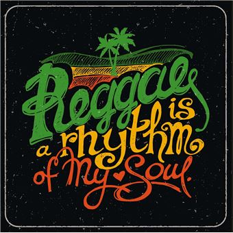 Reggae is a rhythm of my soul/180 gr