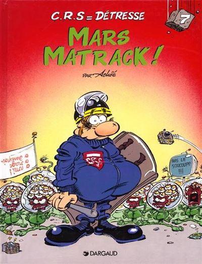 Mars matrack !