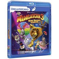 Madagascar 3 Bons baisers d'Europe Blu-ray