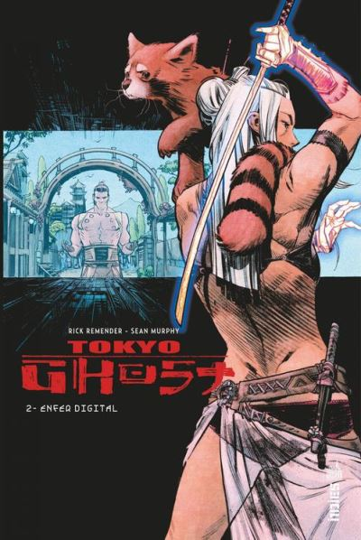 TOKYO GHOST - Tome 2 - TOKYO GHOST tome 2 - 9791026802068 - 2,99 €
