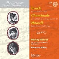 The Romantic Piano Concerto Volume 70