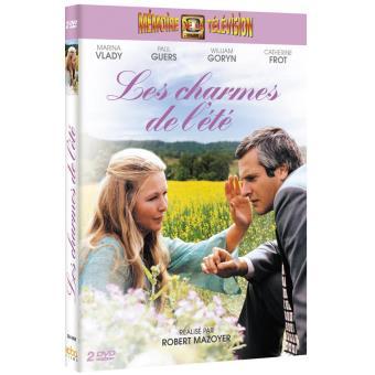 Les charmes de l'étéLes charmes de l'été L'intégrale de la série DVD