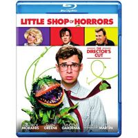 Little Shop of Horrors Edition The Director's Cut Blu-ray