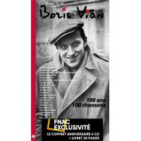 100 ans 100 chansons Coffret Exclusivité Fnac