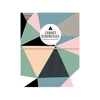 CARNET D'ADRESSES - TRIANGLES
