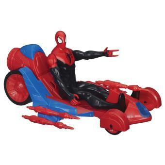 Figurine spider man 30 cm avec voiture incluse grande figurine achat prix fnac - Spiderman voiture ...