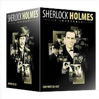 Sherlock Holmes - Coffret intégral