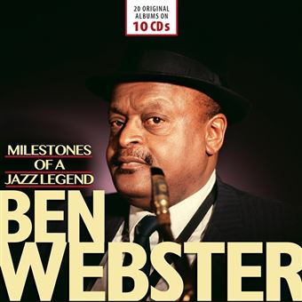 Milestones of a Jazz Legend - 10CD