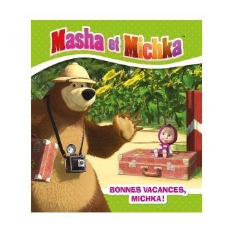 """Résultat de recherche d'images pour """"livre masha et michka bon voyage michka"""""""