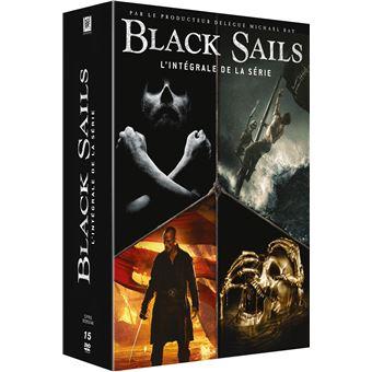 Black SailsBlack Sails Saisons 1à 4 DVD