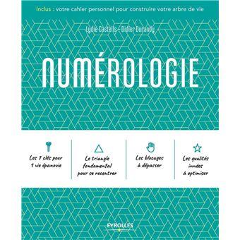 Numerologie Inclus votre cahier personnel pour construire votre arbre de  vie - broché - CASTELLS DURANDY - Achat Livre ou ebook   fnac f7c581e64cef