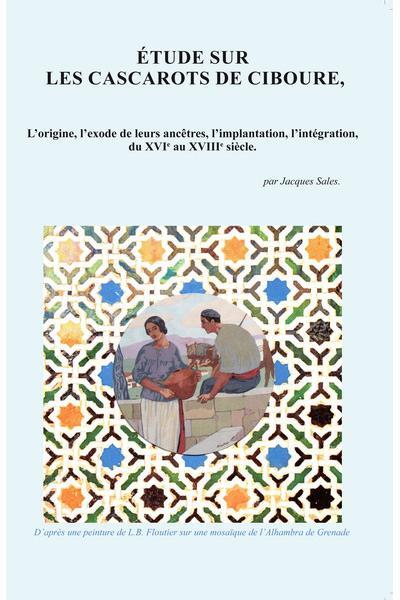 Etude sur les cascarots de Ciboure - France-Libris - Icn