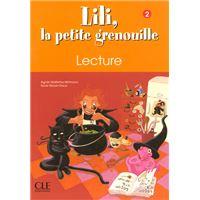 Lili la petite grenouille 2 lecture