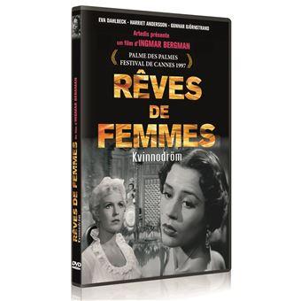 Rêves de femmes DVD