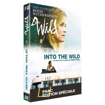 Coffret Wild et Into the Wild Edition Spéciale Fnac DVD