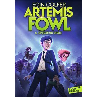 Artemis Fowl, 4 : Opération Opale