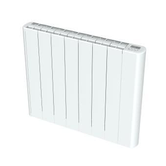radiateur inertie carrera delia 1500w en c ramique blanc chauffage achat prix fnac. Black Bedroom Furniture Sets. Home Design Ideas