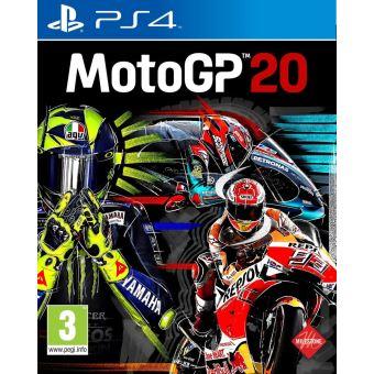 MOTOGP 20 FR/NL PS4