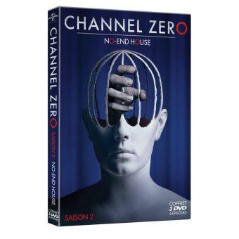 Channel ZeroChannel Zero Saison 2 : No-End House DVD