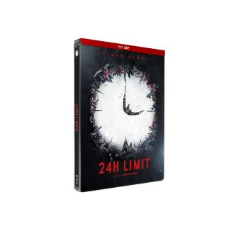 24H Limit Steelbook Blu-ray